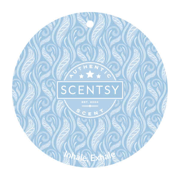 Inhale Exhale Scent Circle by Scentsy
