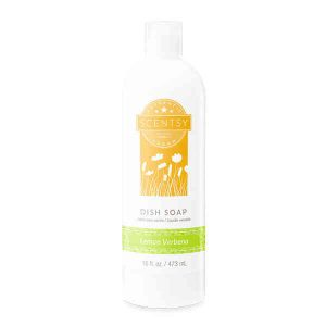 Lemon Verbena Scented Dish Soap by Scentsy