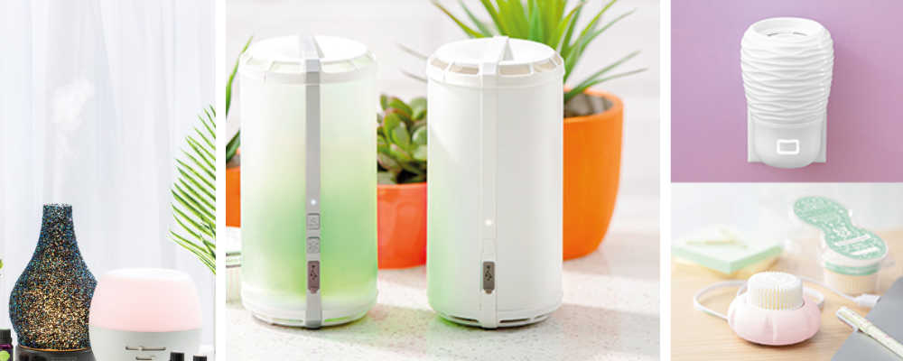 Scentsy Diffuser Types
