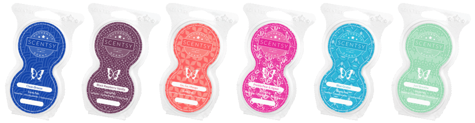 Buy 6 Scentsy Scent Pods for Price of 5