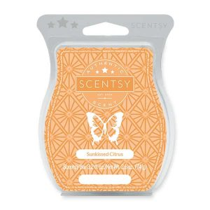 Sunkissed Citrus Wax Melt by Scentsy