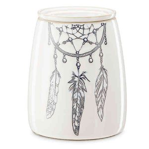 Dream Catcher Feathers Warmer by Scentsy