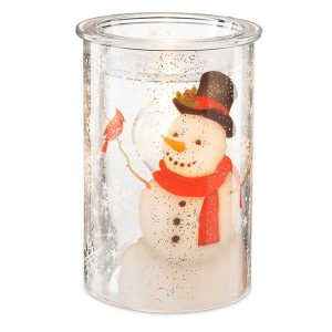 Scentsy Snowman Warmer on Clearance