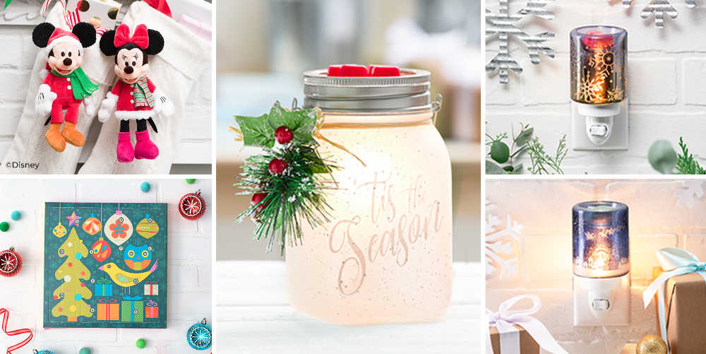 2020 Scentsy Holiday Products Coming Soon