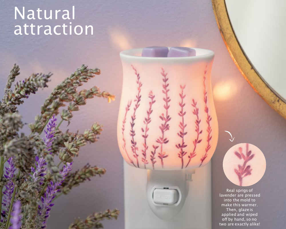 Scentsy Natural Attraction Warmer