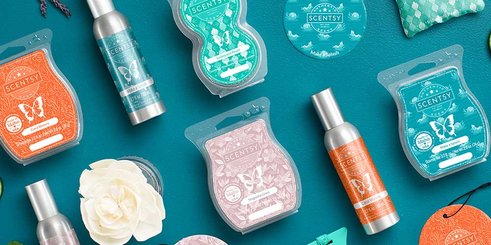 Scentsy Products Spring 2021