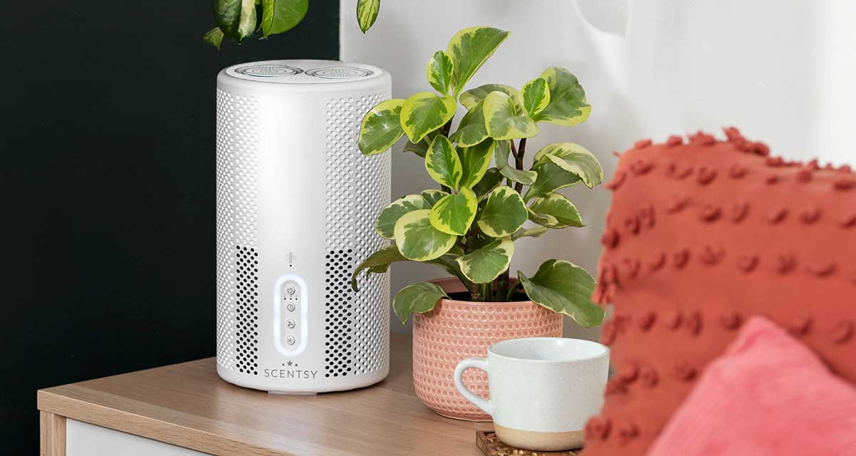 Air Purifier By Scentsy