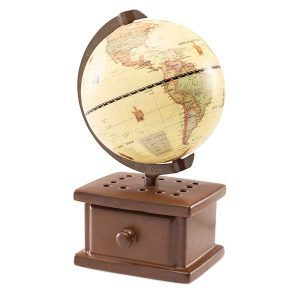 Around the World Scentsy Element Candle Warmer