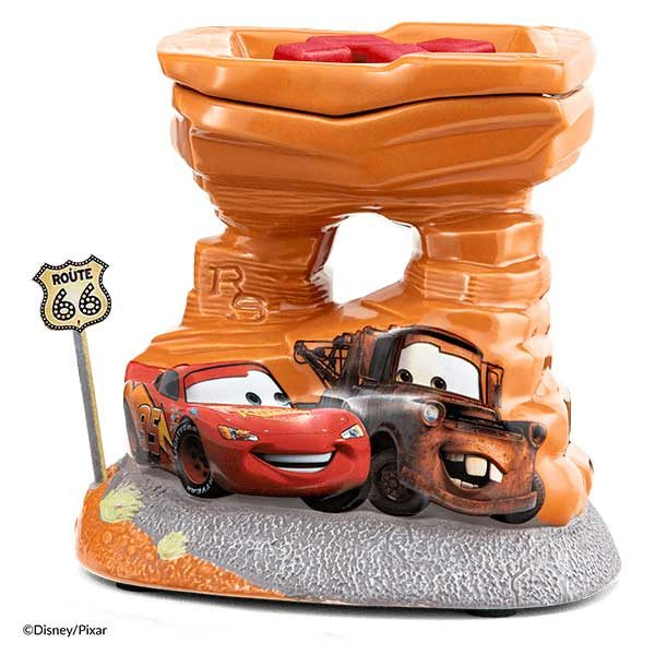 Disney and Pixars Cars Scentsy Warmer