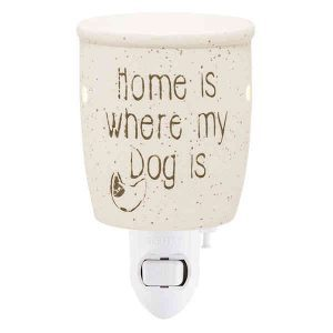 Home is Where My Dog Is Mini Warmer By Scentsy