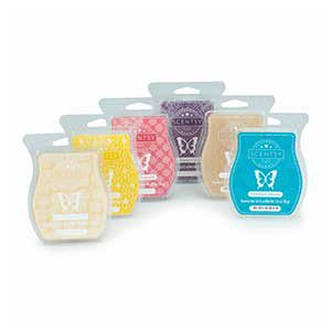 Get 6 Scentsy Bars for the Price of 5