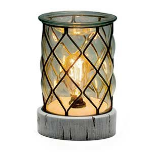 Country Light Lampshade Warmers