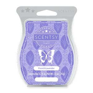 French Lavender Wax Melts - Scentsy Bar