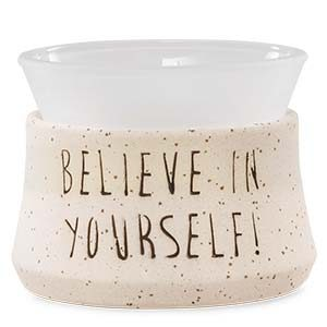 Scentsy Believe in Yourself Warmer
